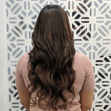 Weft Hair Extensions Gold Coast
