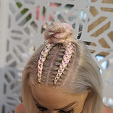 Top braids gold coast mermaid braiding