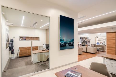 Jaguar Offices