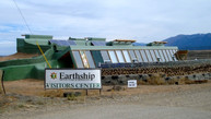Earthship Biotecture in Taos, New Mexico: USG's New Friend Cecelia Tell us to put Earthship Head