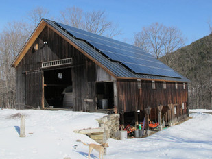 Shout Out to Alex Wilson & Resilient Design Institute: If You Want to Go Off Grid Alex is the Ma