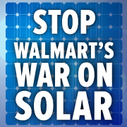 Petition Station: Instead of Reacting..Take Action:  Stop Walmart's Attack On Rooftop Solar