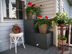 Fun, Easy, Fashionable Ways to Harvest and Store Rainwater!