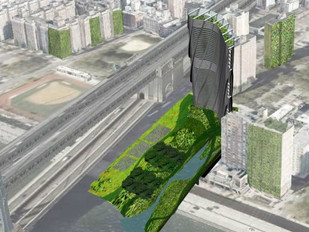 Farmchitecture On the Horizon: Urban Plant Tower Proposed for NYC Is Part of Citywide Farm Revolutio