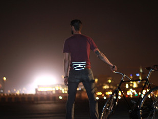 Survival Cool Product Pick: Rickshaw Reflective Backpacks, Bags & Accessories
