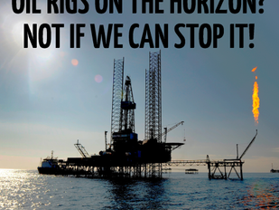 Petition Station: Instead of Reacting, Take Action: Stop Oil Drilling Off the East Coast!