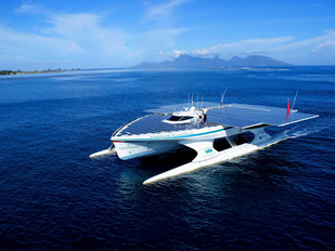 Best of the Web: How Solar is Improving the Boat Industry