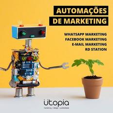 Automações de Marketing