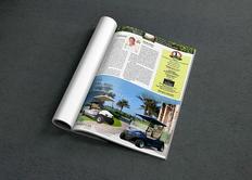 Anúncios para revistas
