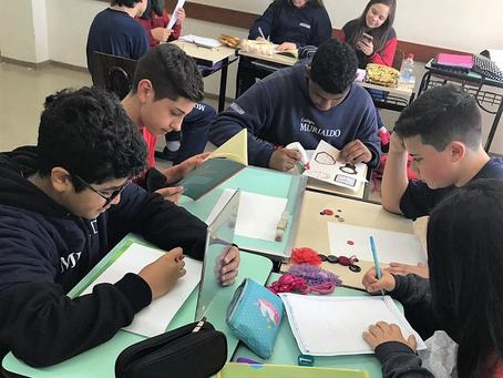 Estudantes Murialdo visitam Centro Assistencial e de Promoção Social Joana D'Arc