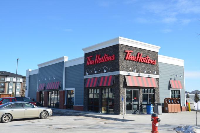 Tim Horton's North Town