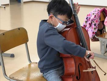 楽器の寄贈を募集しています