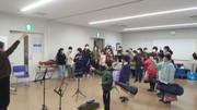駒ヶ根子どもオーケストラ 楽しみがいっぱい!2021年最初の教室