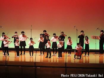 世界子ども音楽祭 日本の子どもたち 大槌子どもオーケストラ