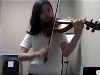 《駒ケ根子どもオーケストラ 韓国との国際交流》