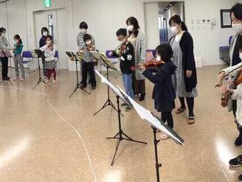 駒ヶ根子どもオーケストラ 今年1年を振り返って