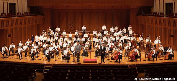 世界子ども音楽祭2021 in 東京 FESJ2021Mariko Tagash