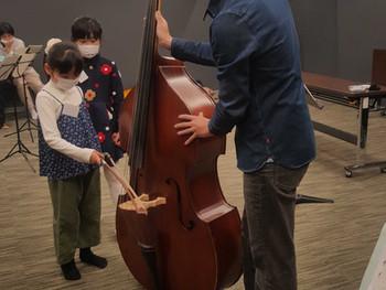 駒ヶ根子どもオーケストラ 対面とリモート両方での練習