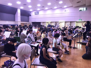 《東京ホワイトハンドコーラス いよいよ明日「いま、夜が明ける!」本番!》
