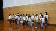 駒ヶ根子どもオーケストラ この一年間の成果!