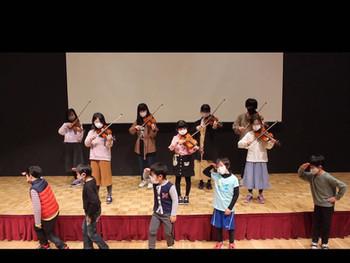 世界子ども音楽祭カウントダウン! 大槌子どもオーケストラ
