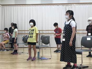 東京ホワイトハンドコーラス 「できた!」を実感