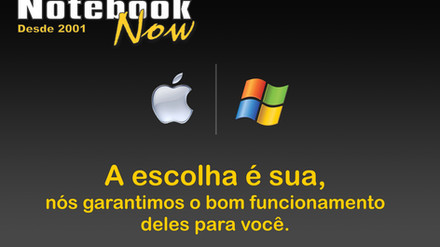Compro um Apple ou um Windows?