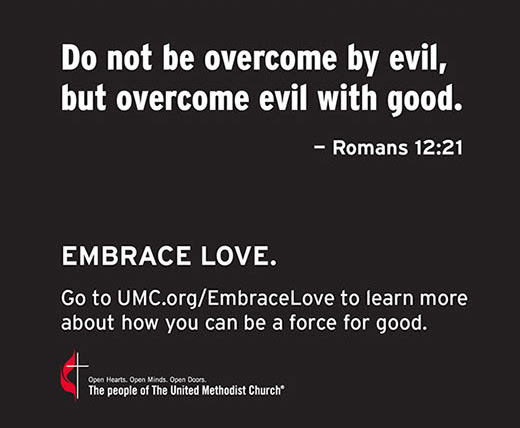 2017 Embrace Love UMC Outreach