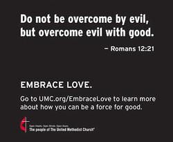 2017 Embrace Love UMC Outreach