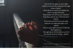 Prayer from UMC