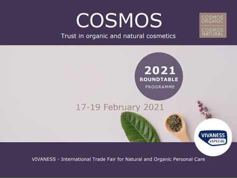 Programma della tavola rotonda COSMOS per VIVANESS eSPECIAL 2021