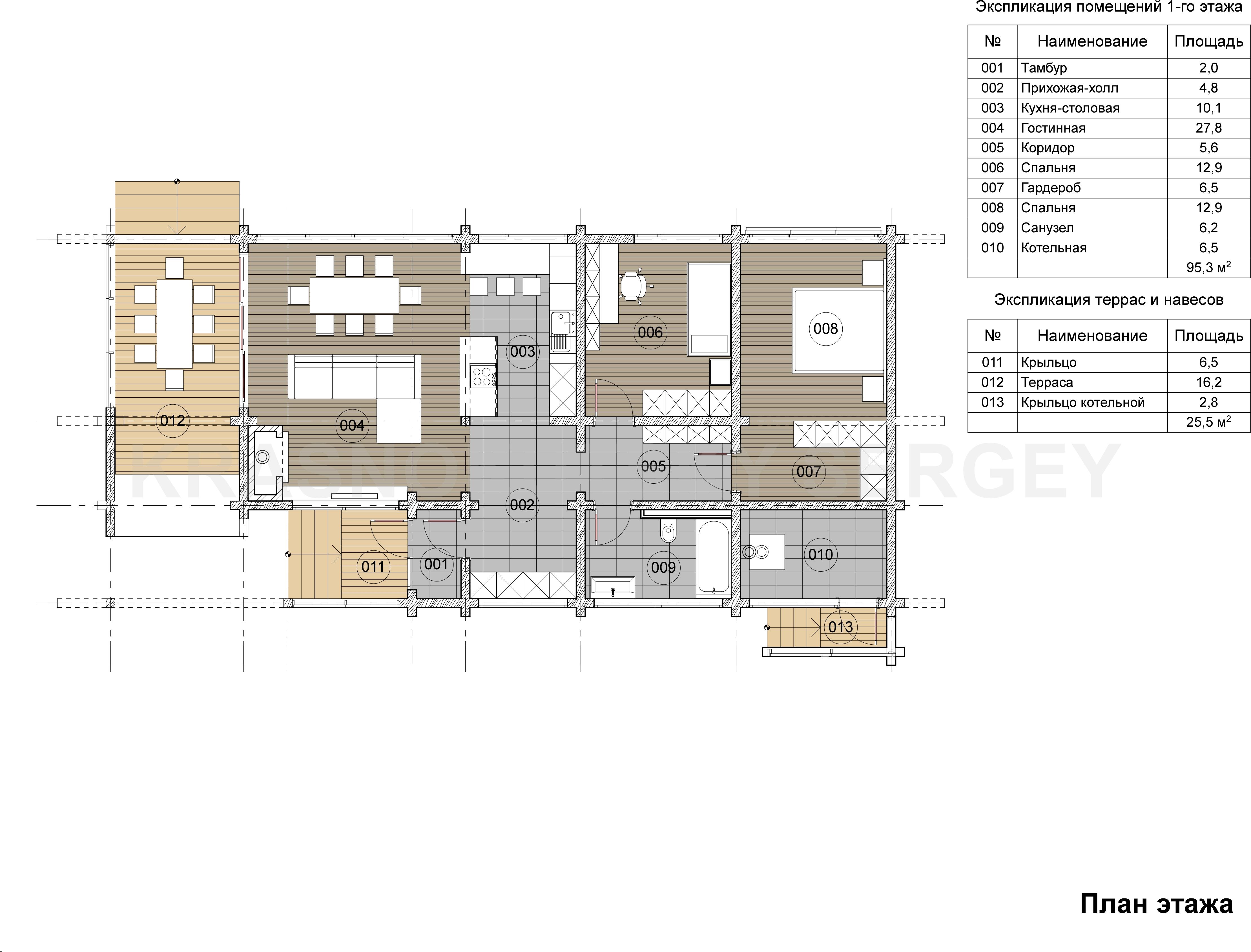 01 План этажа _Lantala_на сайт water
