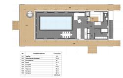 01 План 1-го этажа _ бассейн на сайтWATERMARK