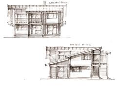 Фасады Дворовой-Боковой(М-240)