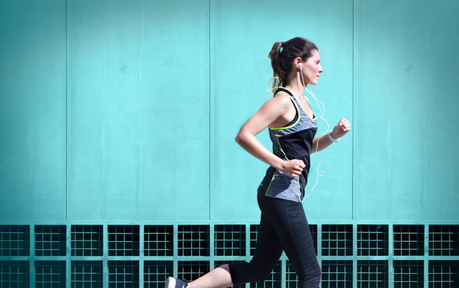Perfect Pacing: The Relationship between Running and Therapy