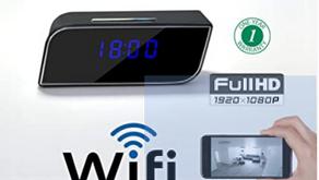 3 Best Alarm Clock Secret Camera (Motion Detecting)