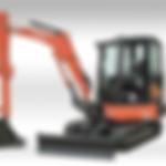 Kubota KX033-4 Mini Excavator