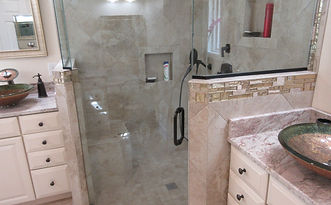 Home Remodeling Home Maintenance Associates - Bathroom remodeling hoover al
