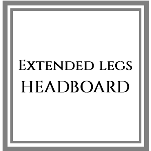 Extendable Legs for Your Headboard