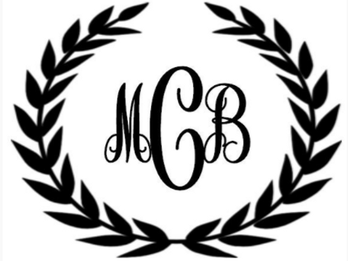 Laurel Monogram