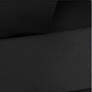 Black Ribbon Detail