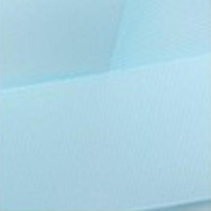 Light Blue Ribbon Detail