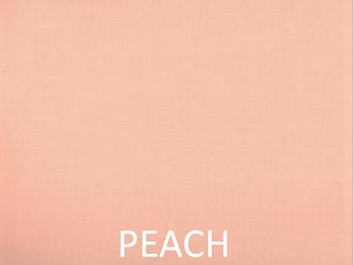 """PEACH 36"""" LONG BED SKIRT"""