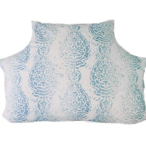 """Amanda Headboard Pillow  Twin: 38""""Wide x 28""""Tall  Full: 50""""Wide x 28""""Tall"""