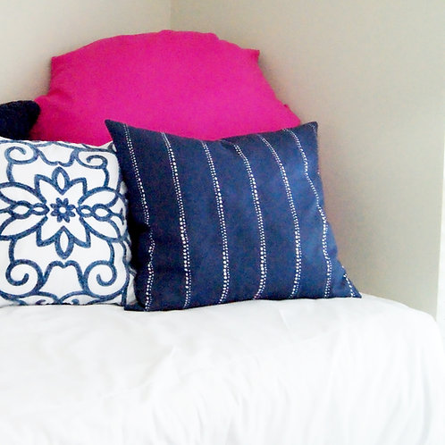 """Couture 18"""" x 18"""" Pillow Sham with Insert"""