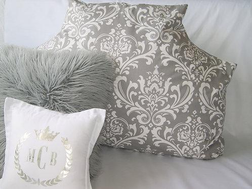 Just the Sham! Amanda Headboard Pillow