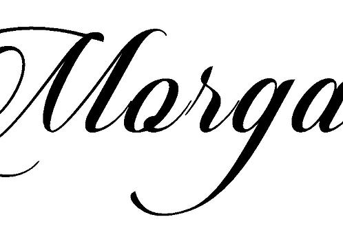 Handwriting Monogram