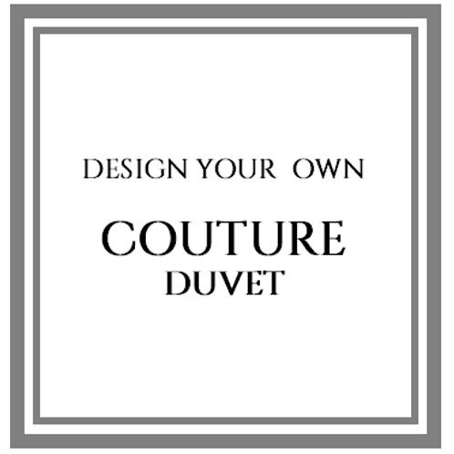 Couture Duvet