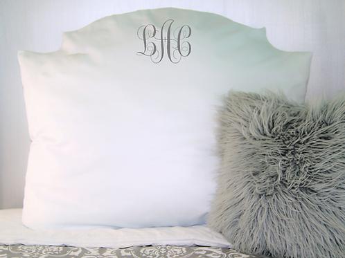Just the Sham! Mary Beth Headboard Pillow