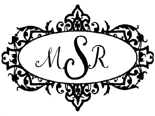 Royal Antique Monogram